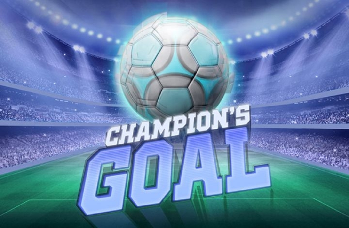 Champion's Goal Online Slot Demo Game by ELK Studios