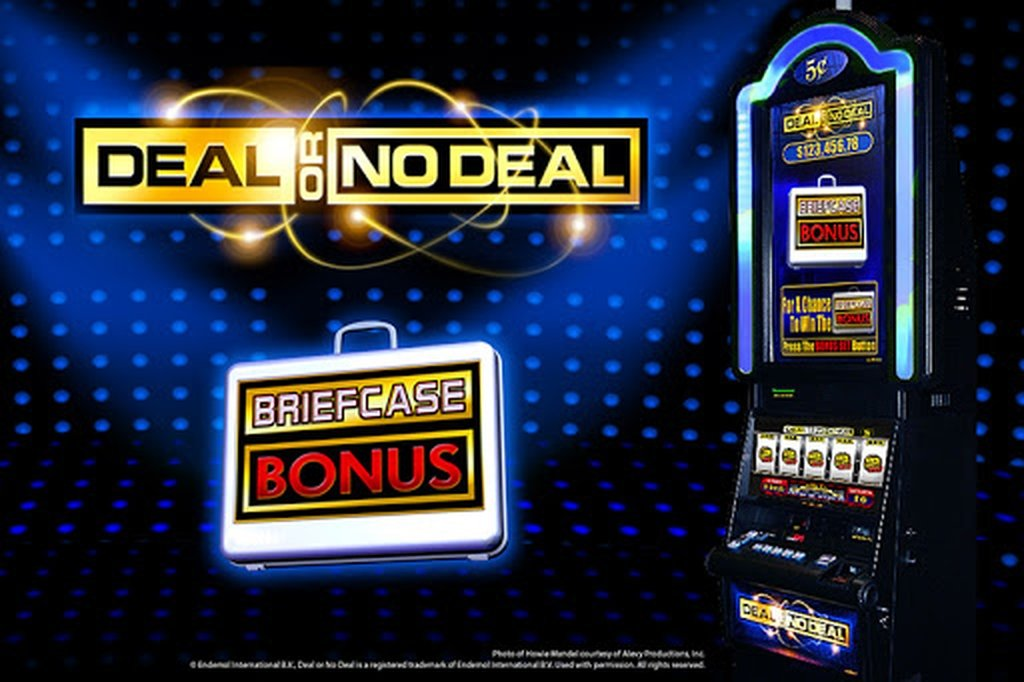 The Deal Or No Deal (Endemol Games) Online Slot Demo Game by Endemol Games