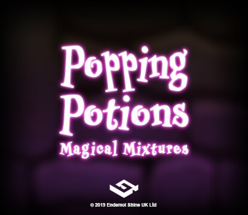 The Popping Potions Magical Mixtures Online Slot Demo Game by Endemol Games
