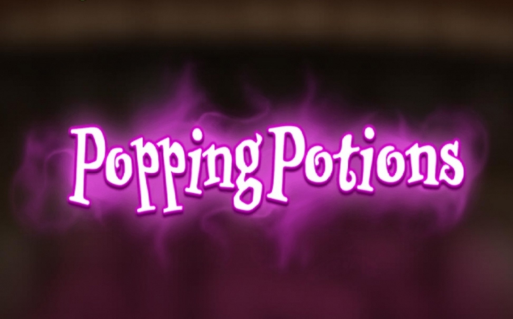 The Popping Potions Online Slot Demo Game by Endemol Games