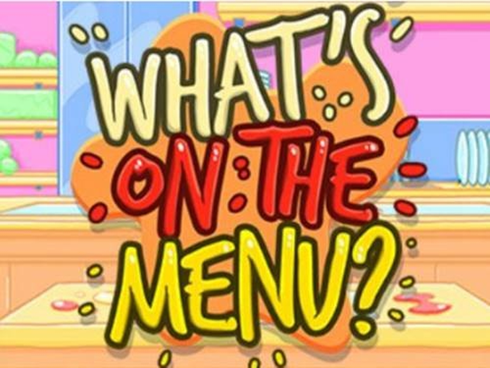 The Whats On The Menu Online Slot Demo Game by Endemol Games