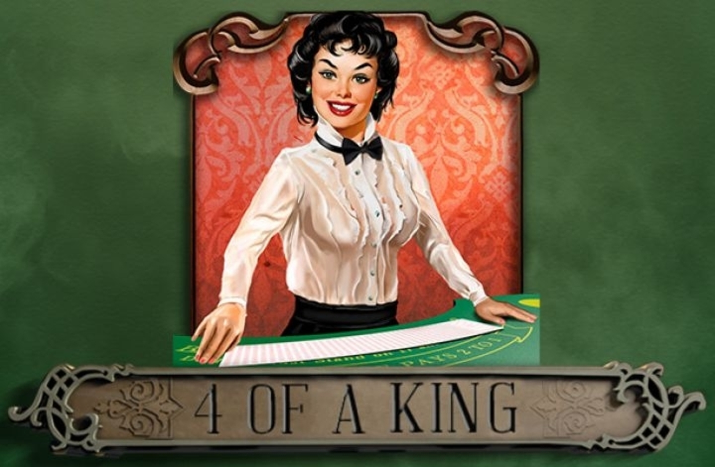 4 of a King Online Slot Demo Game by Endorphina