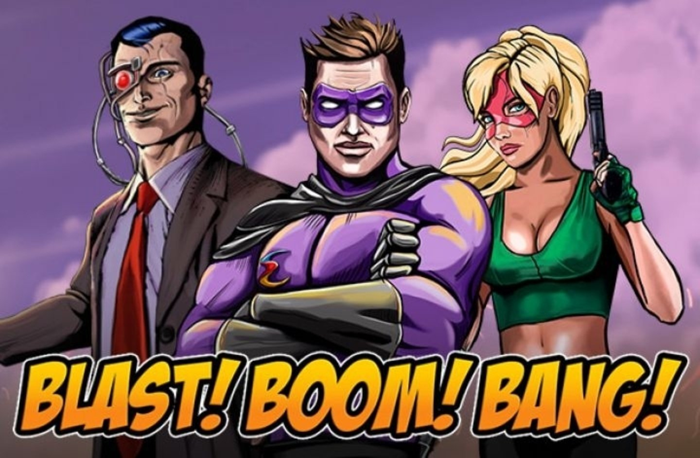 Blast Boom Bang Online Slot Demo Game by Endorphina