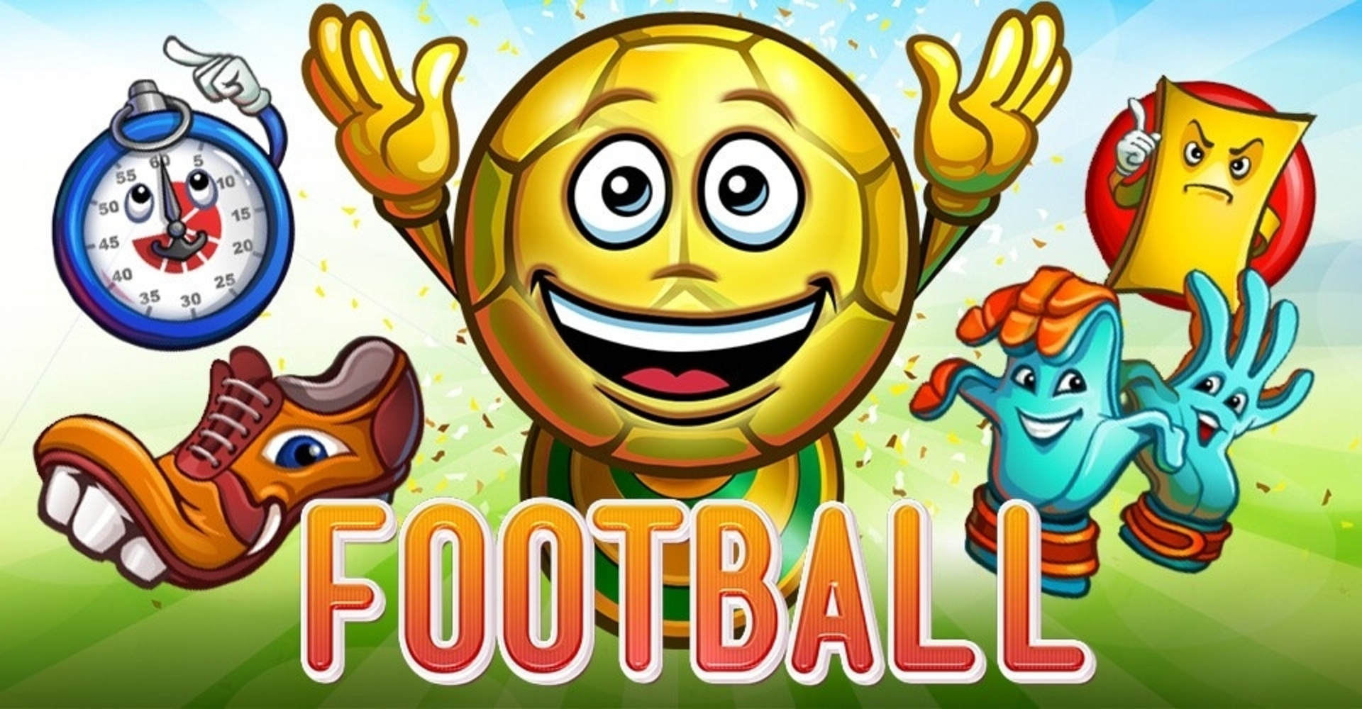 Football (Endorphina) Online Slot Demo Game by Endorphina