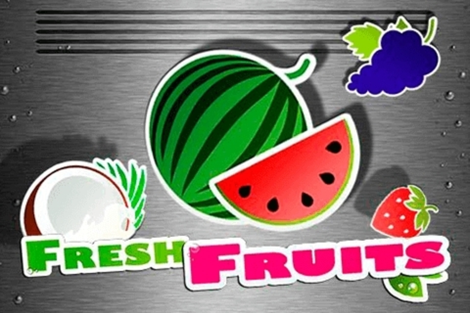 Fresh Fruits (Endorphina) Online Slot Demo Game by Endorphina