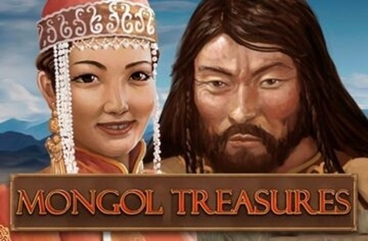 Mongol Treasures Online Slot Demo Game by Endorphina