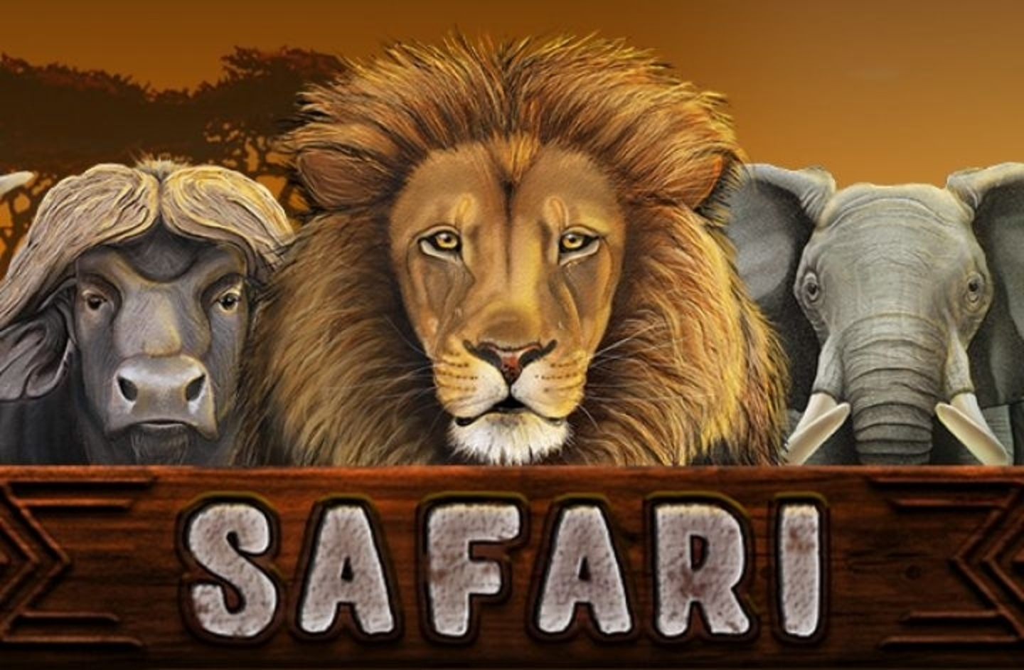 Safari (Endorphina) Online Slot Demo Game by Endorphina