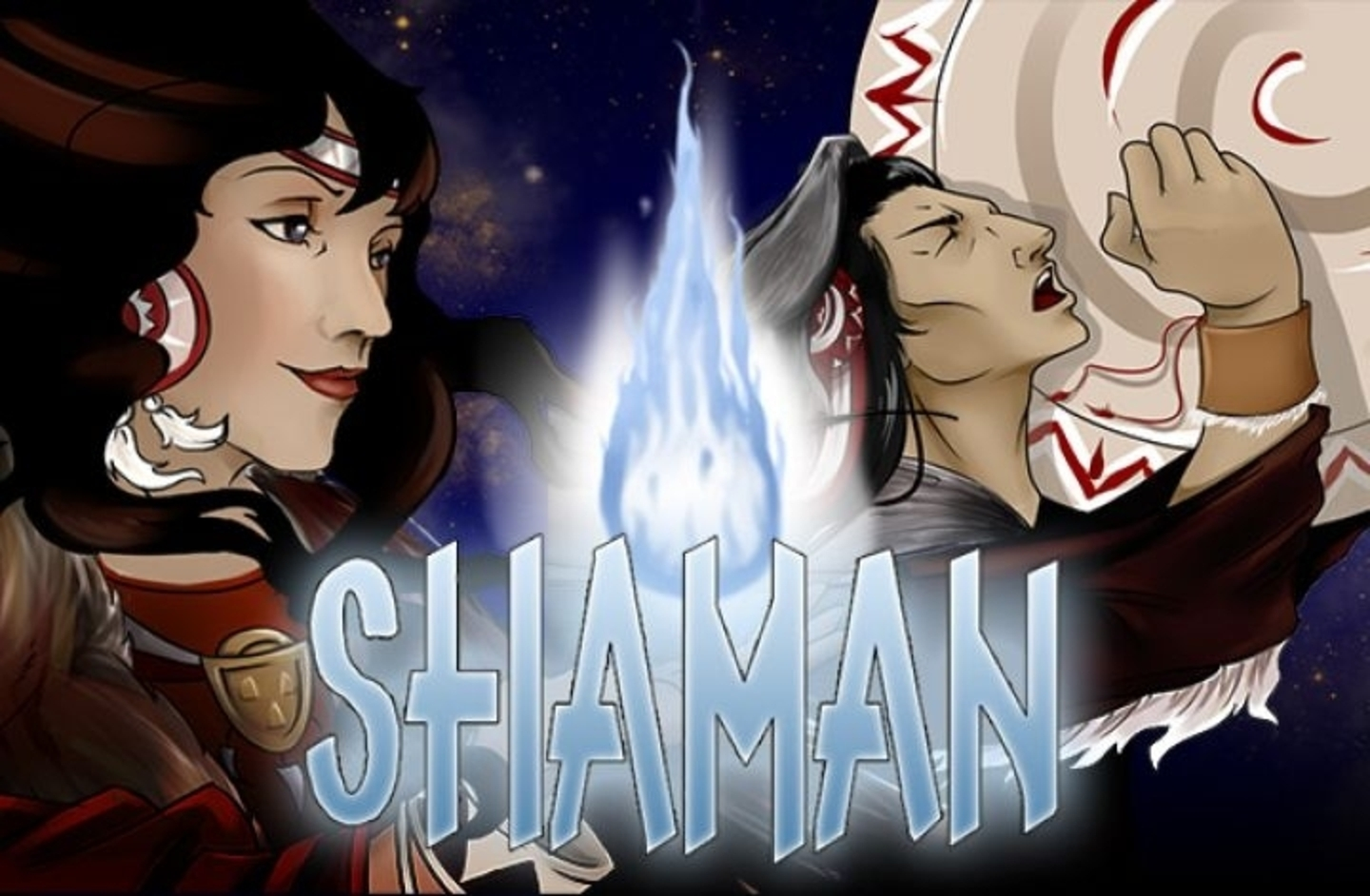 Shaman Online Slot Demo Game by Endorphina