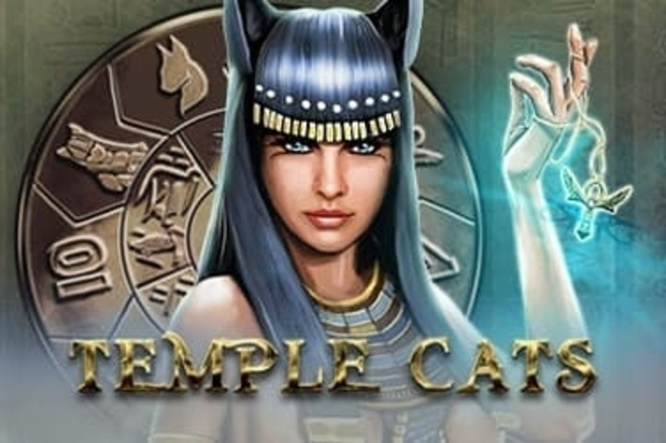 Temple Cats Online Slot Demo Game by Endorphina