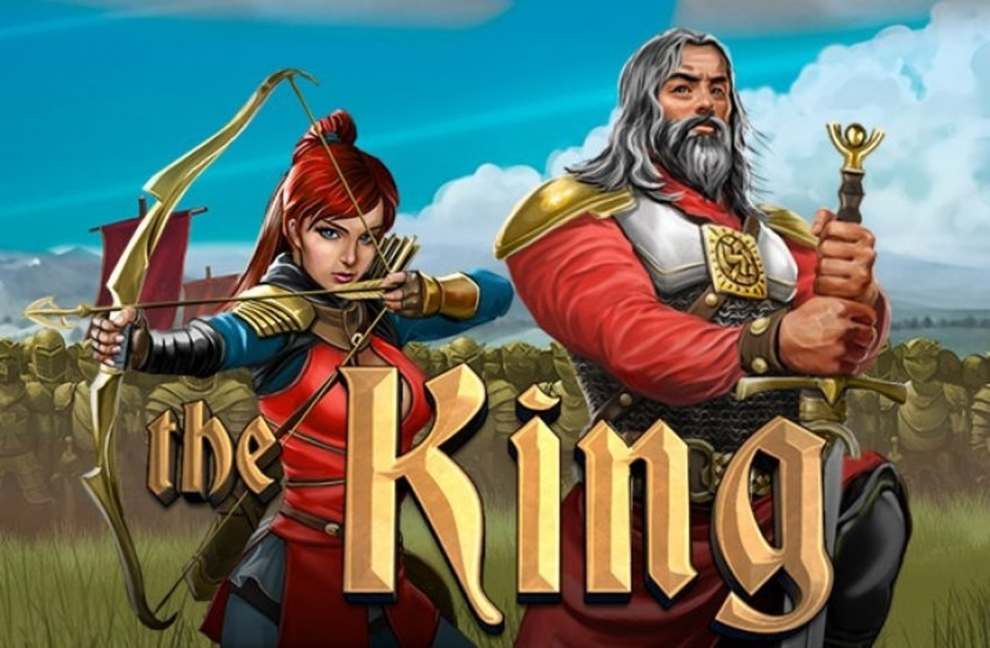The King (Endorphina) Online Slot Demo Game by Endorphina