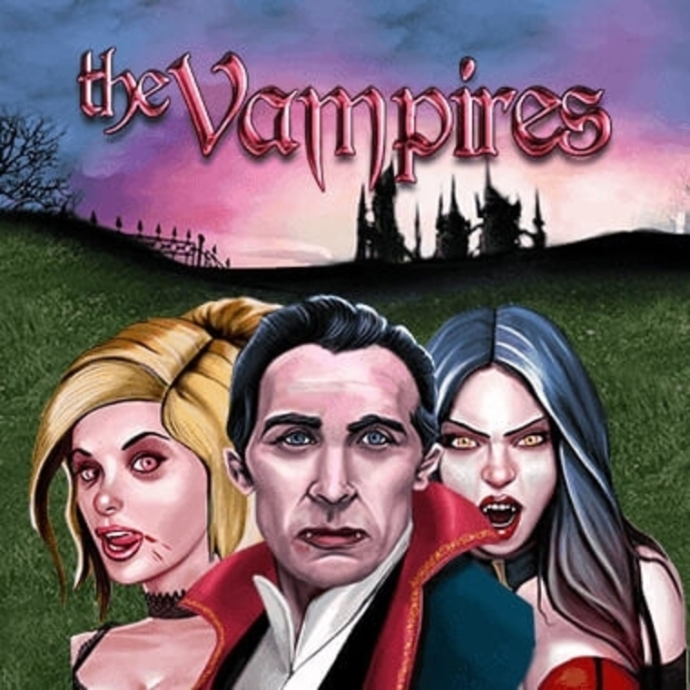 The Vampires Online Slot Demo Game by Endorphina