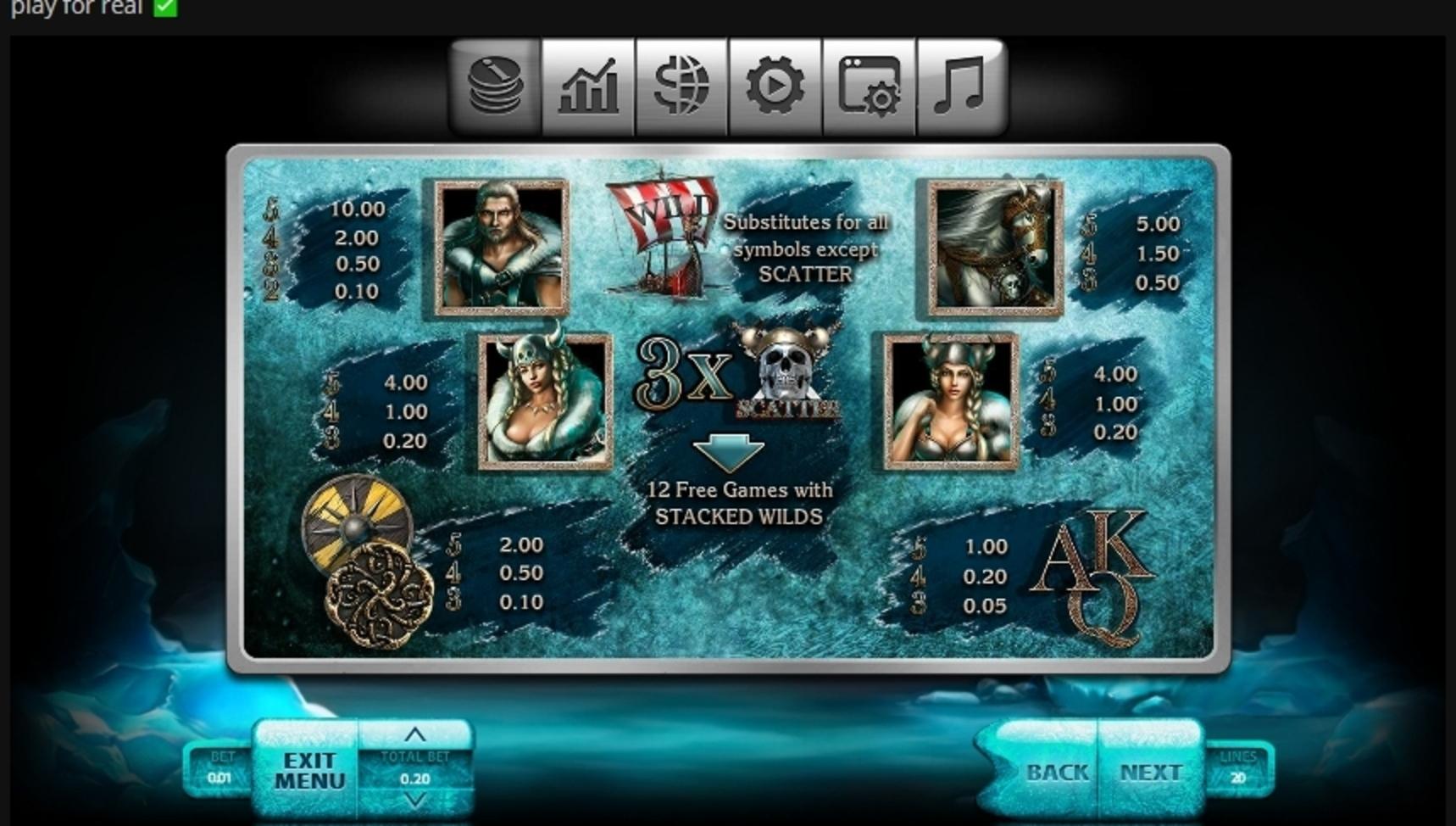 No Download Voodoo Slot Machine Demo from Endorphina