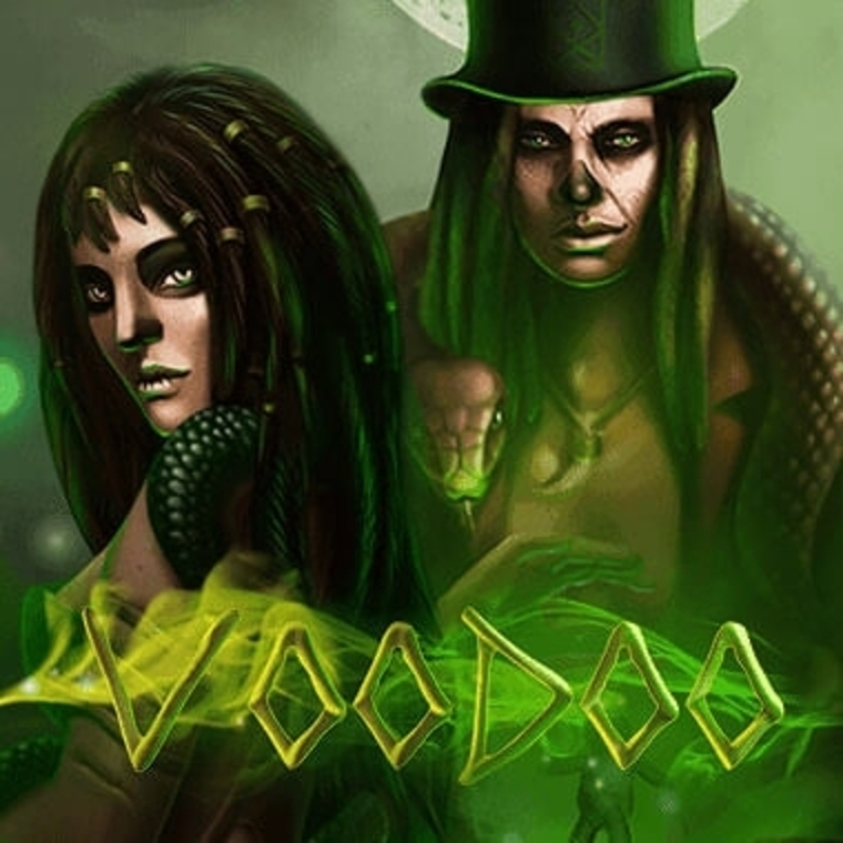 Voodoo Online Slot Demo Game by Endorphina