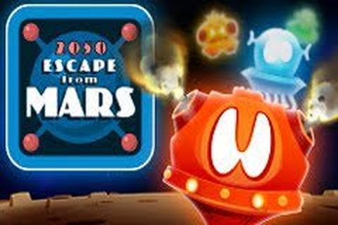 The 2050 Escape From Mars Online Slot Demo Game by Espresso Games