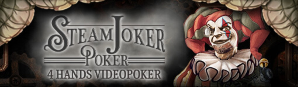 The 4H Steam Joker Poker Online Slot Demo Game by Espresso Games