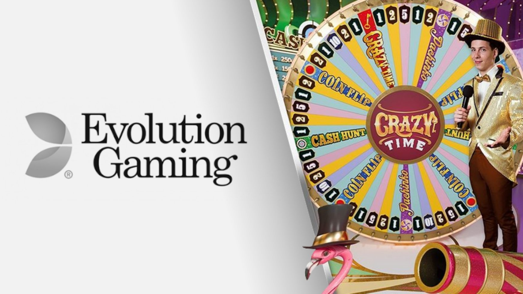 Crazy Time Online Slot Demo Game by Evolution Gaming