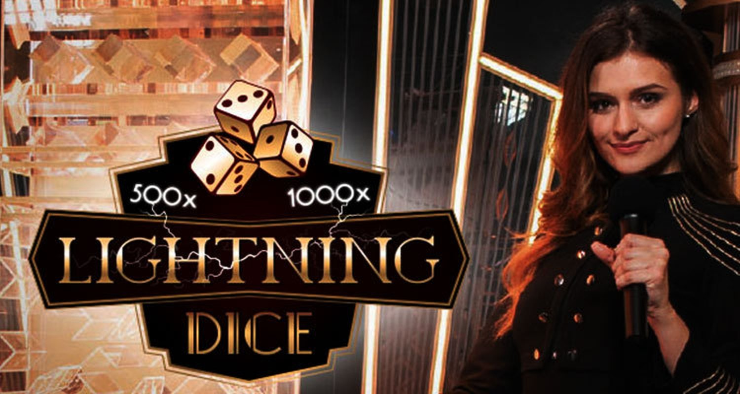 The Lightning Dice Online Slot Demo Game by Evolution Gaming