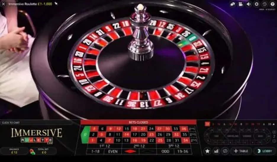 Roulette Lobby (Evolution Gaming) Online Slot Demo Game by Evolution Gaming