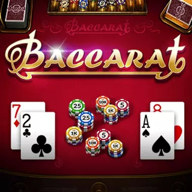 The Baccarat 777 Online Slot Demo Game by Evoplay Entertainment