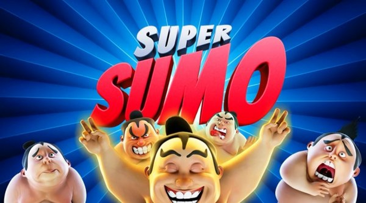 Super Sumo Online Slot Demo Game by Fantasma Games