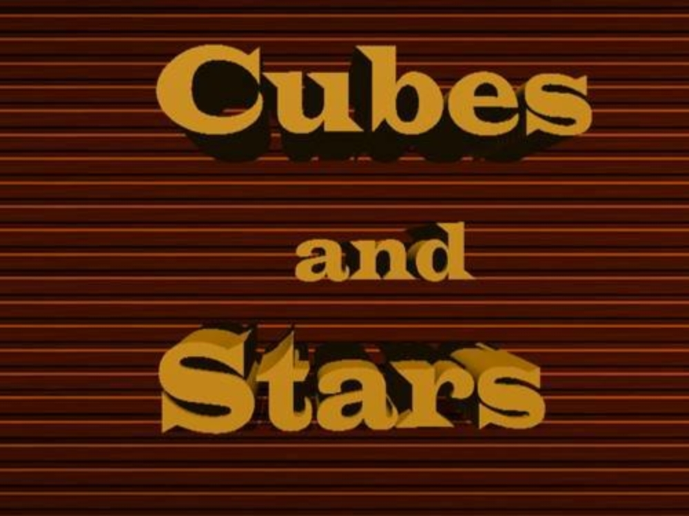 Cubes and Stars Online Slot Demo Game by Fazi Gaming
