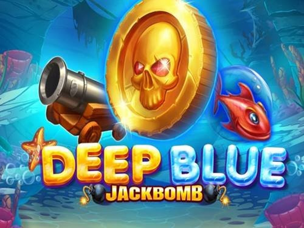 The Deep Blue Jackbomb Online Slot Demo Game by Felix Gaming