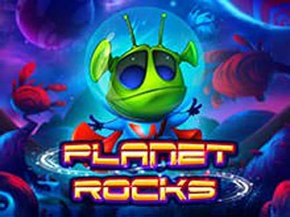The Planet Rocks Online Slot Demo Game by Felix Gaming