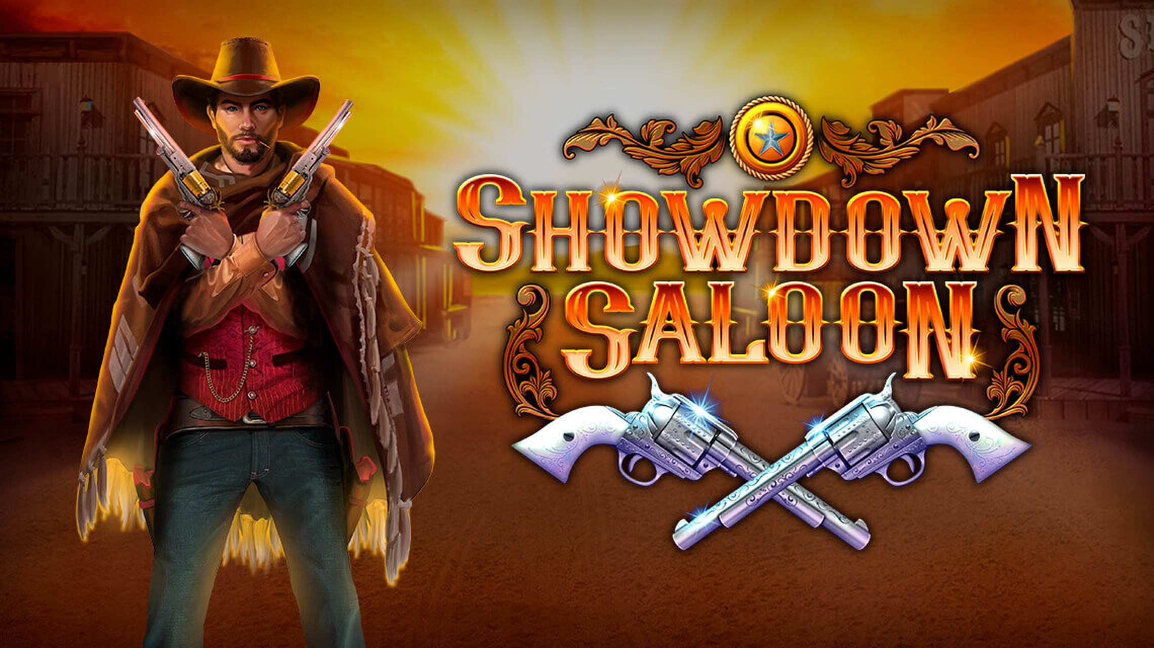 The Showdown Saloon Online Slot Demo Game by Fortune Factory Studios