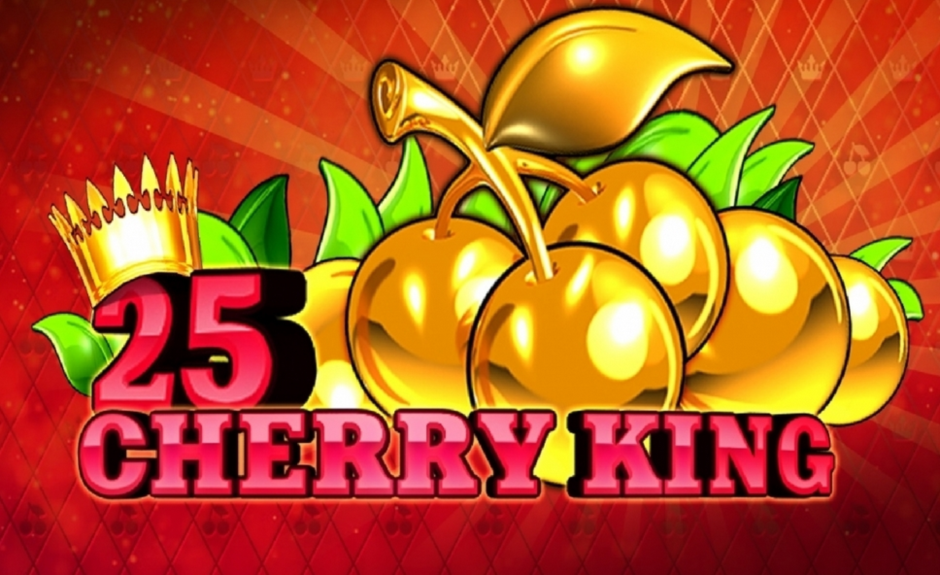 The 25 Cherry King Online Slot Demo Game by FUGA Gaming