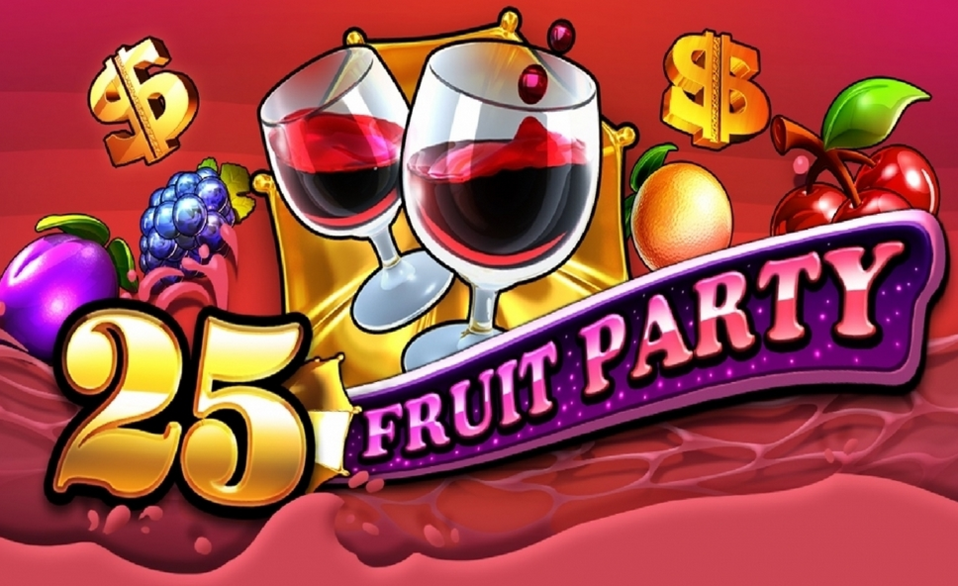 The 25 Fruit Party Online Slot Demo Game by FUGA Gaming