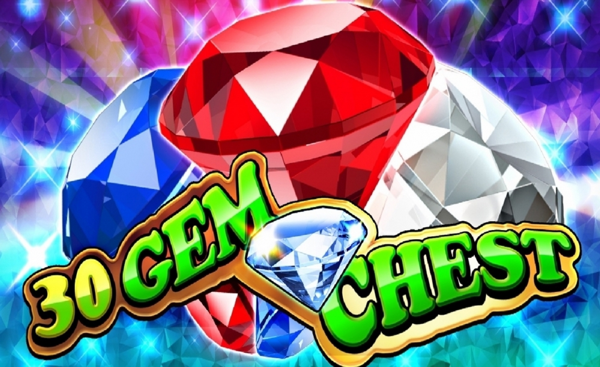The 30 Gem Chest Online Slot Demo Game by FUGA Gaming