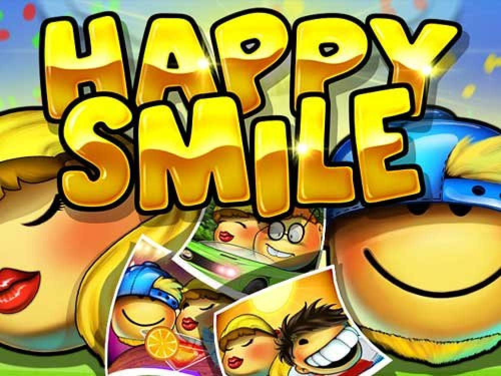 The Happy Smile Online Slot Demo Game by FUGA Gaming