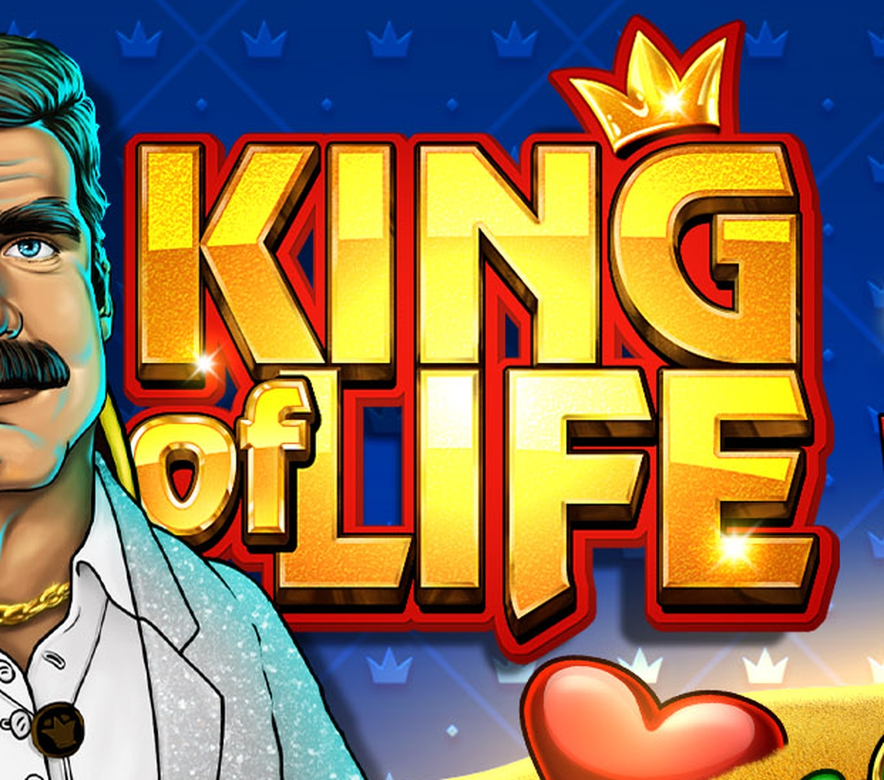 The King of Life Online Slot Demo Game by FUGA Gaming