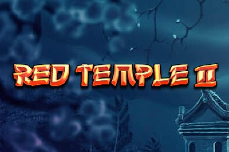 The Red Temple 2 Online Slot Demo Game by FUGA Gaming