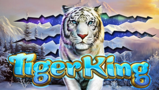The Tiger King Deluxe Online Slot Demo Game by FUGA Gaming