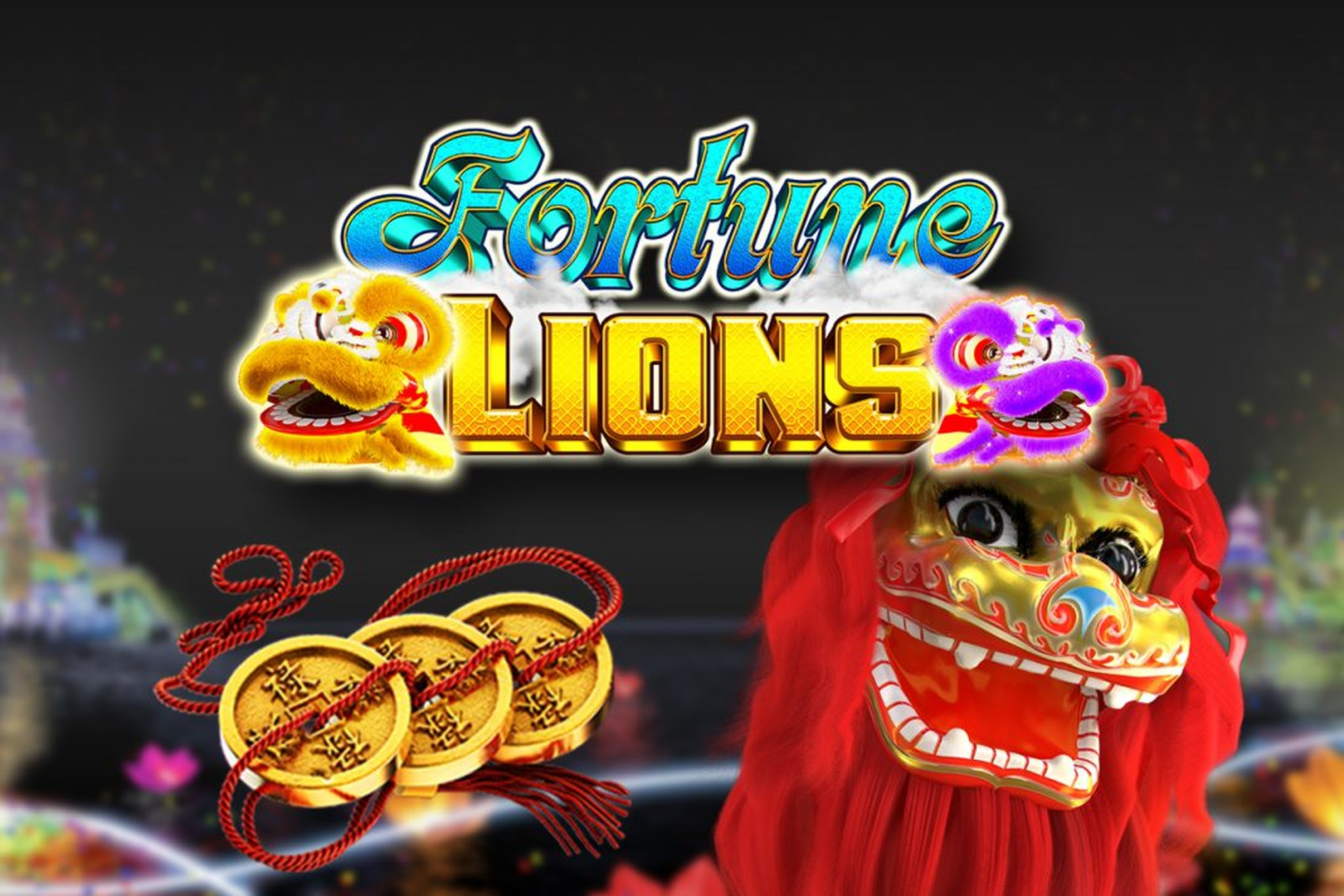 Fortune Lions (GameArt) Online Slot Demo Game by GameArt