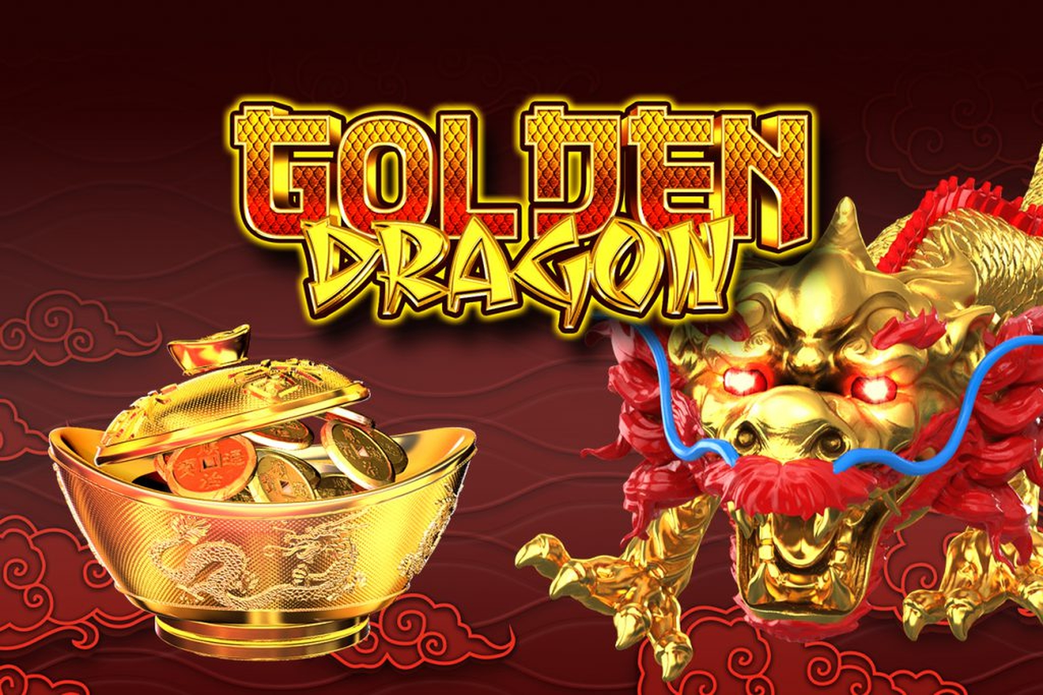 The Golden Dragon (GameArt) Online Slot Demo Game by GameArt