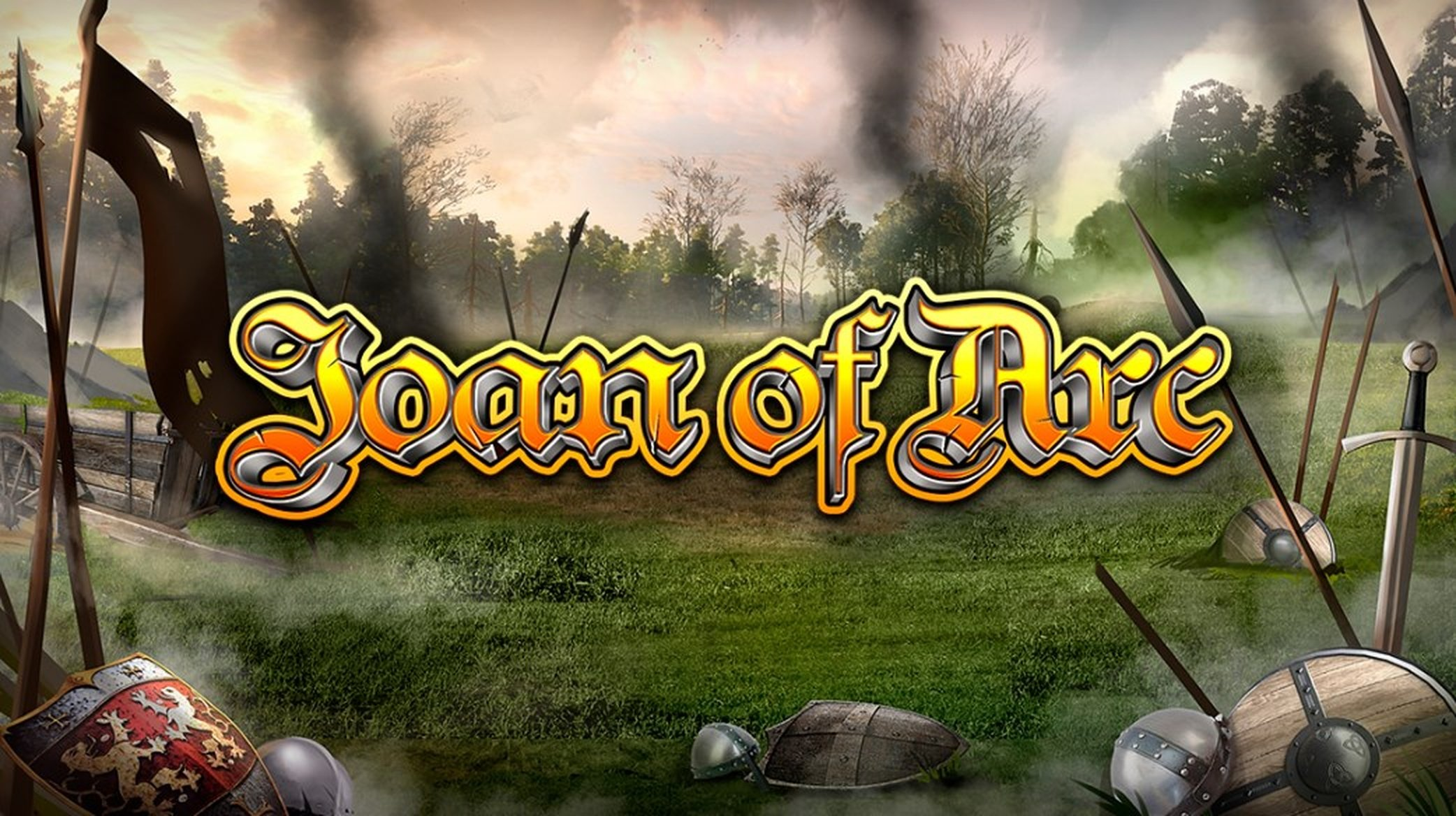 Joan of Arc (GameArt) Online Slot Demo Game by GameArt