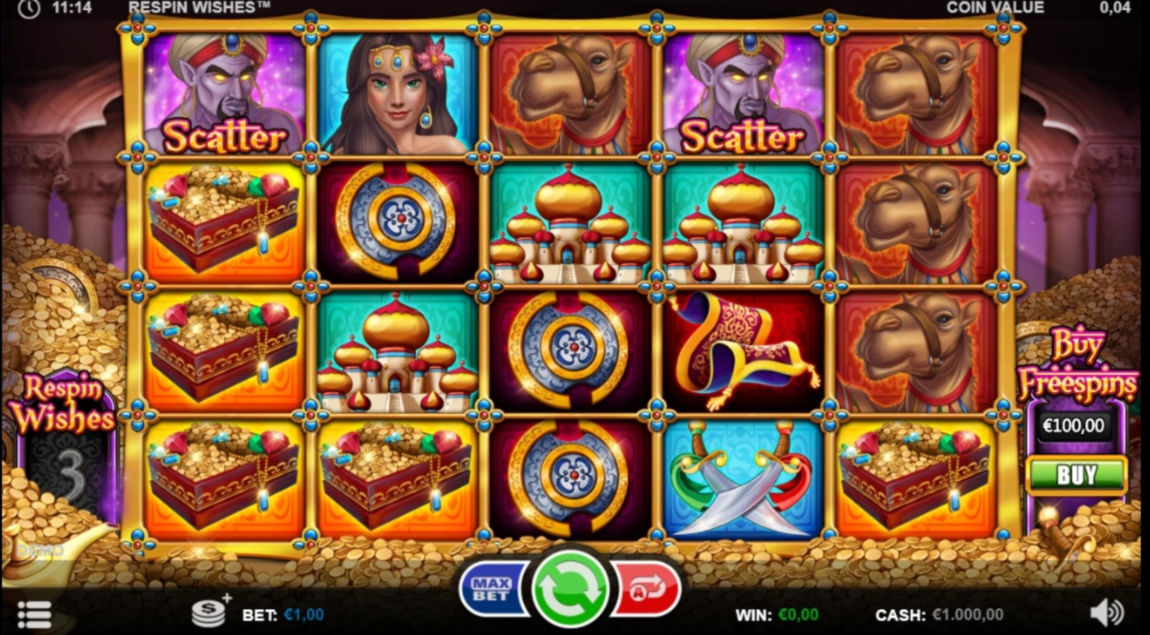 Free Slots Demo Games