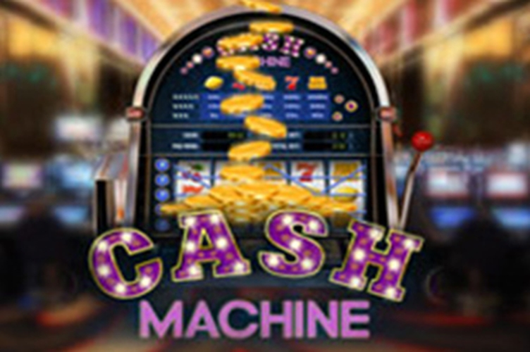 Cash Machine (GameScale) Online Slot Demo Game by Gamescale Software