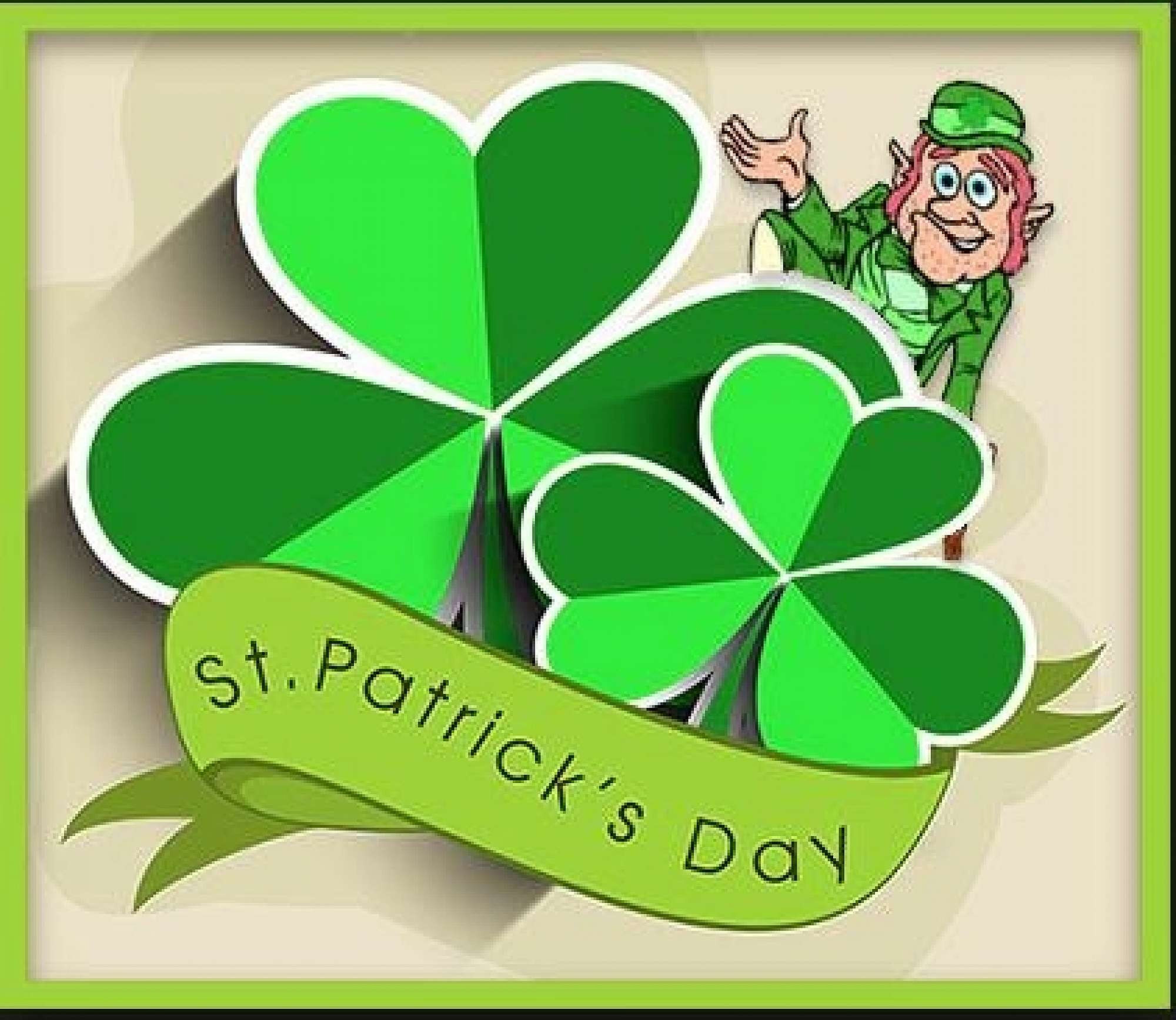 St Patricks Day Online Slot Demo Game by Gamescale Software