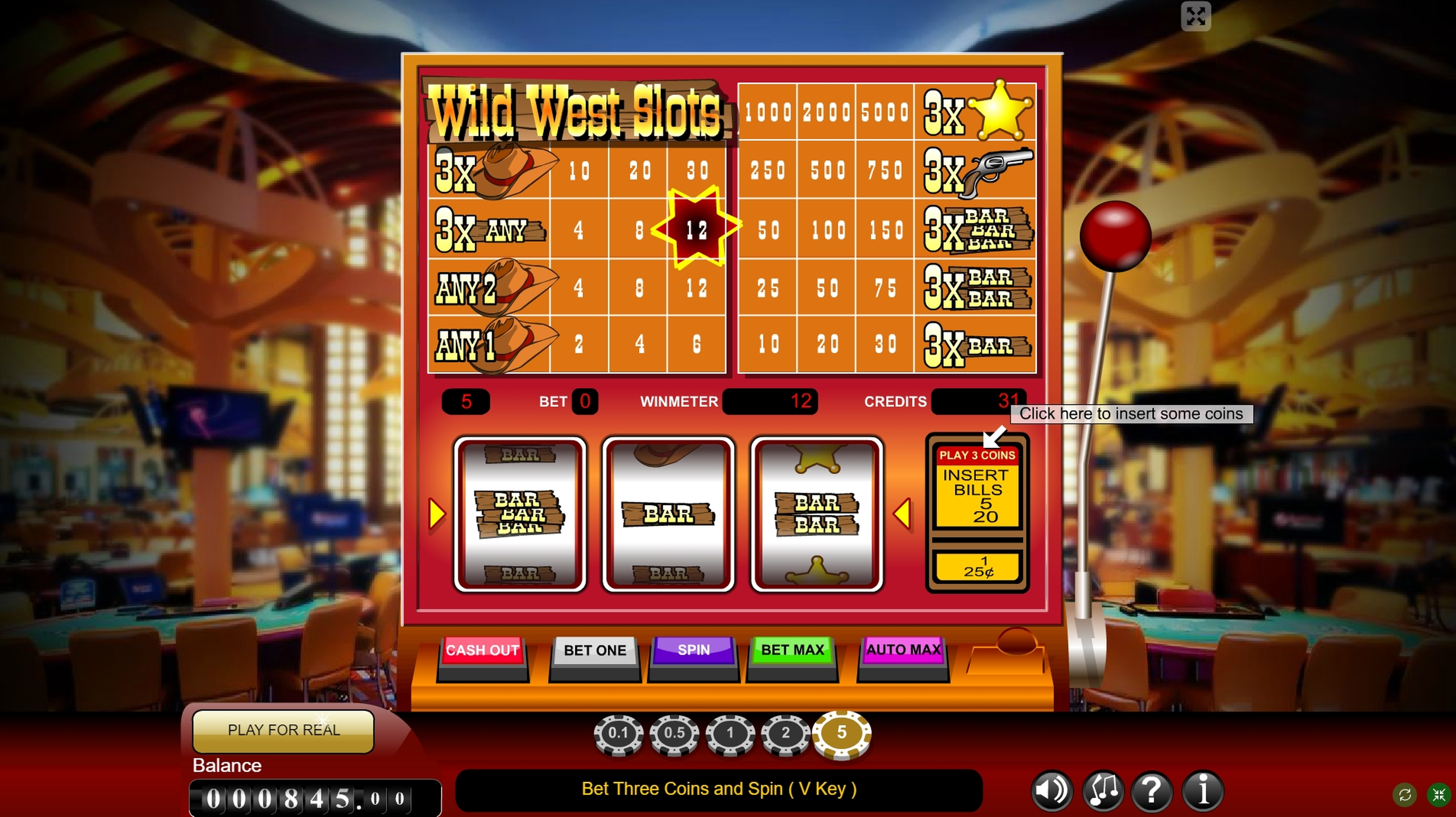 Play The DJ Wild Slot Machine with No Download and Free Play Demo