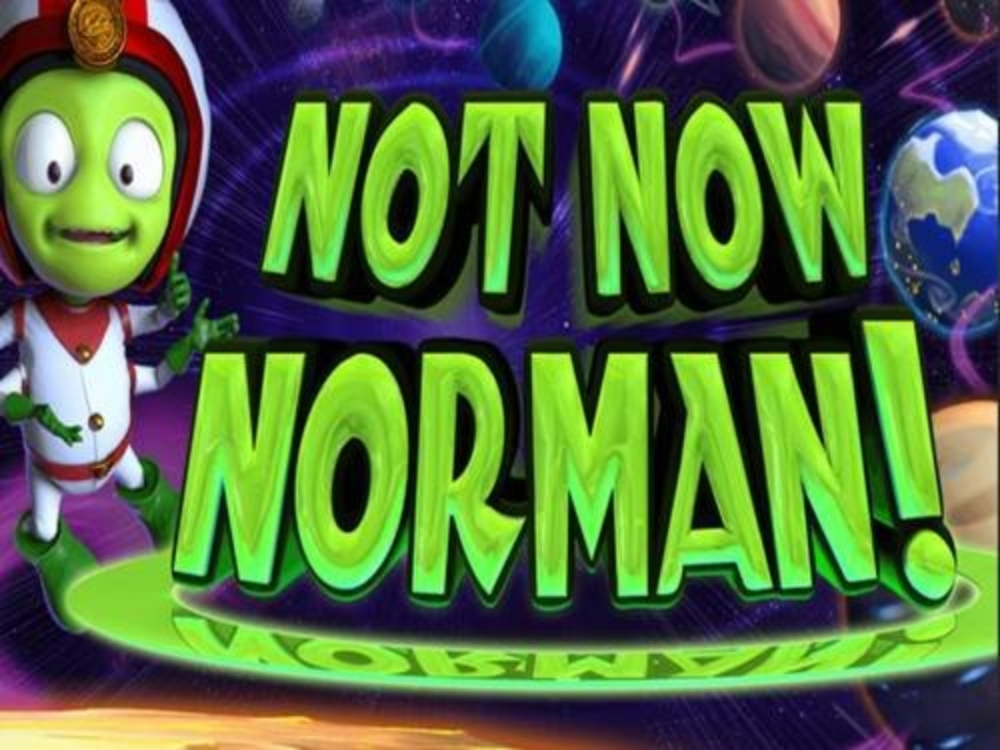 Not Now Norman Online Slot Demo Game by Games Lab