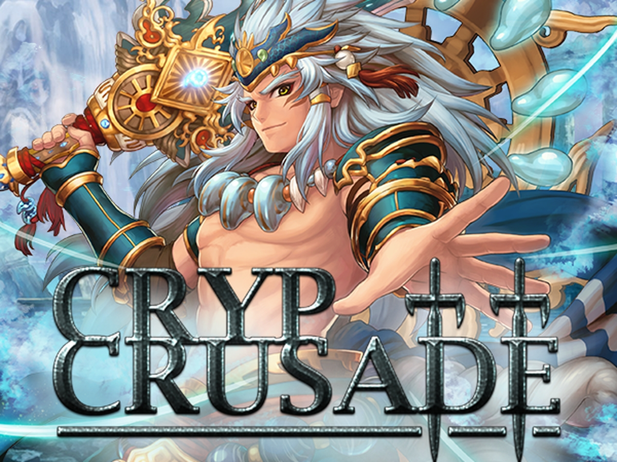 The CrypCrusade Online Slot Demo Game by Ganapati