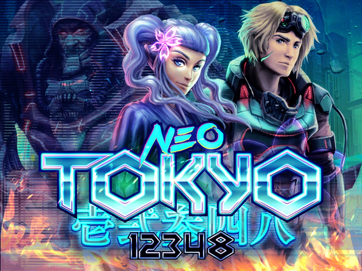 The Neo Tokyo Online Slot Demo Game by Ganapati