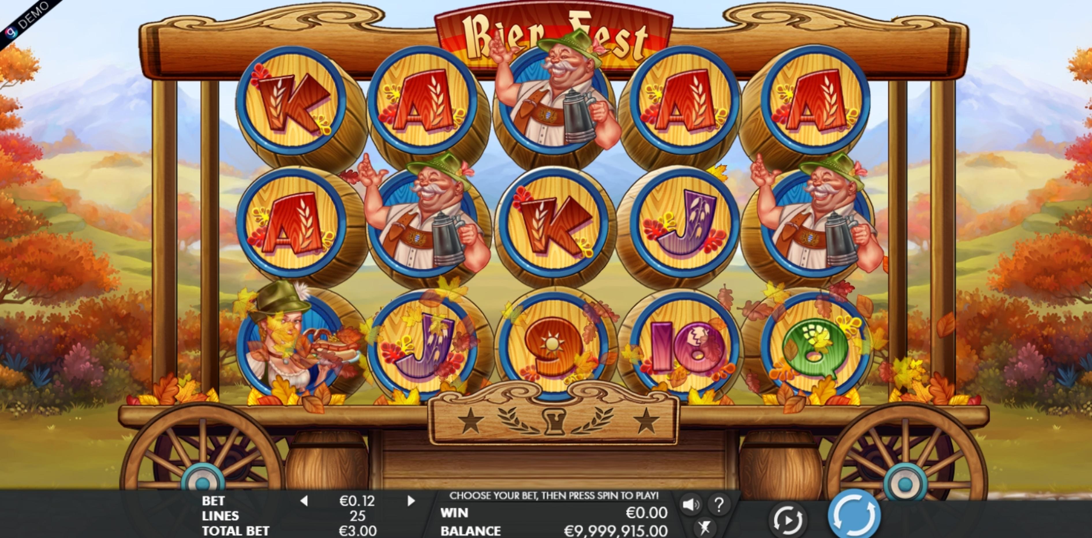 Bier Fest Slot Machine