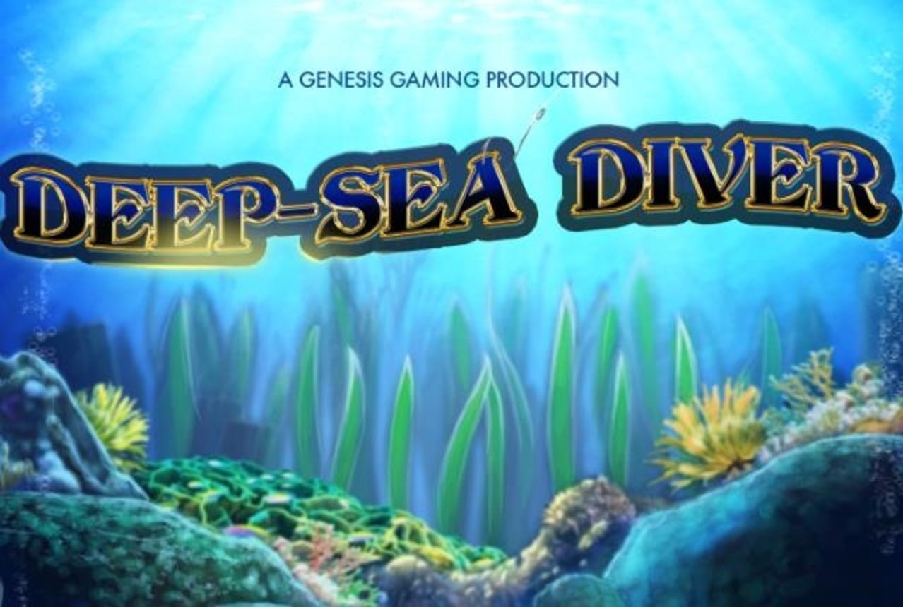 Deep Sea Diver Online Slot Demo Game by Genesis Gaming