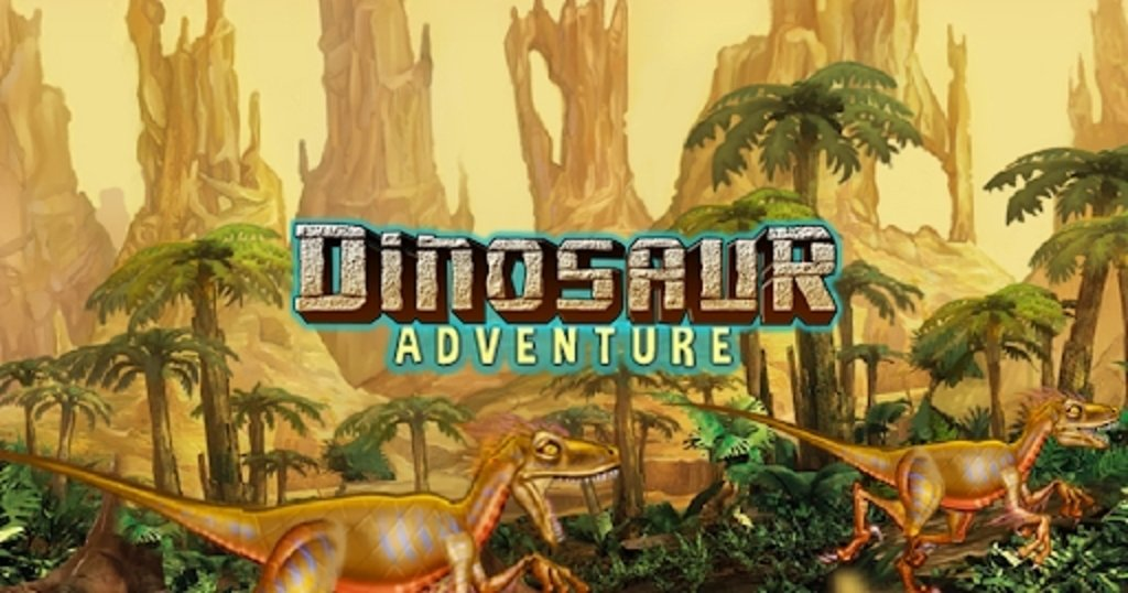 Dinosaur Adventure Online Slot Demo Game by Genesis Gaming