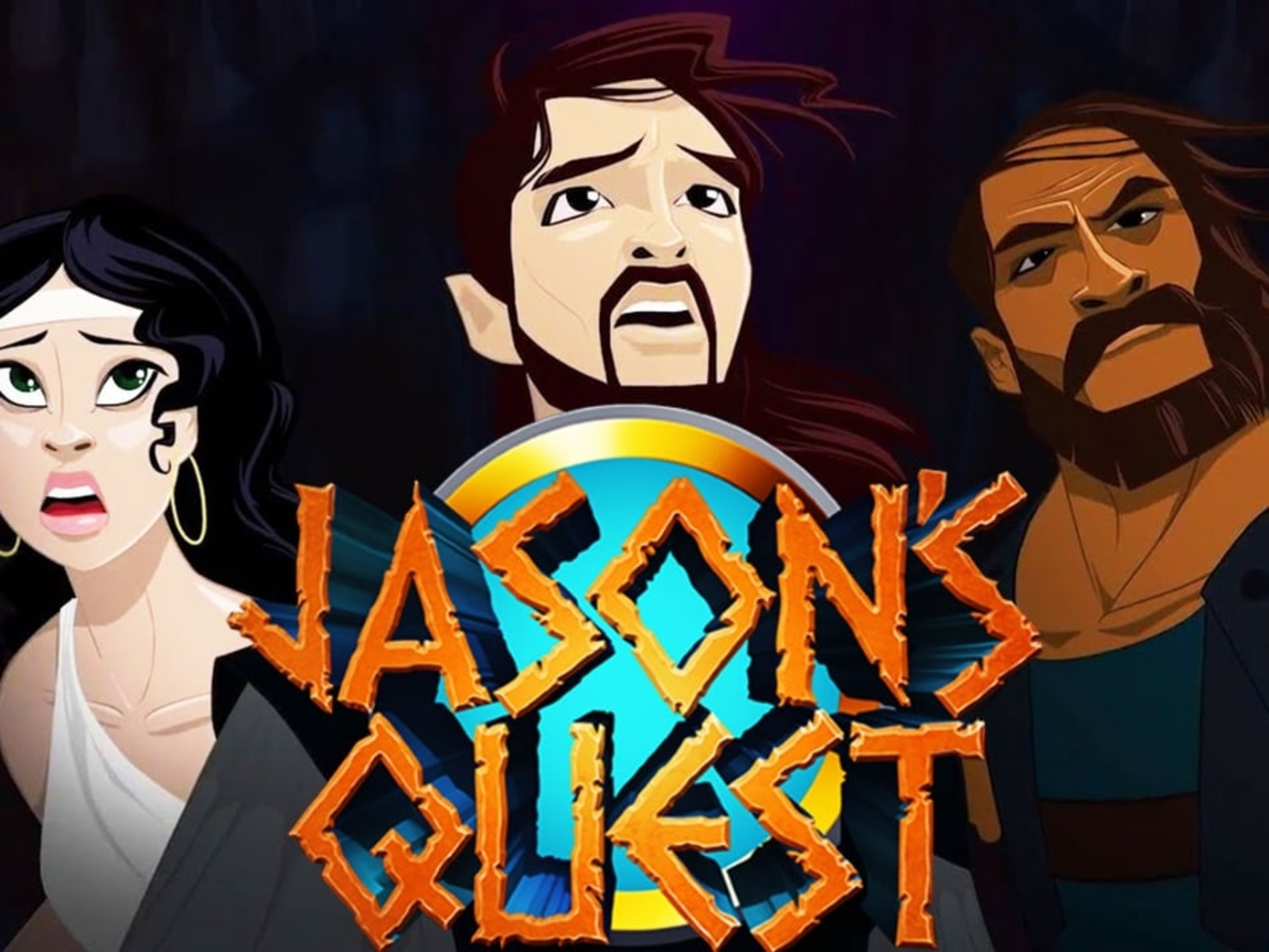Jason's Quest Online Slot Demo Game by Genesis Gaming