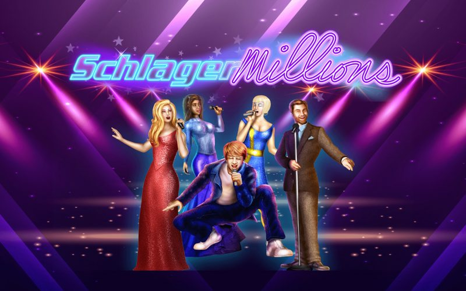 The Schlager Millions Online Slot Demo Game by Genesis
